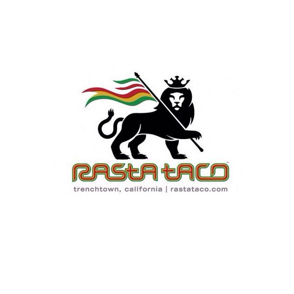 Rasta Taco Logo