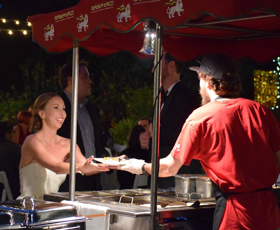 On-site, Made-to-order, Taco Cart Catering