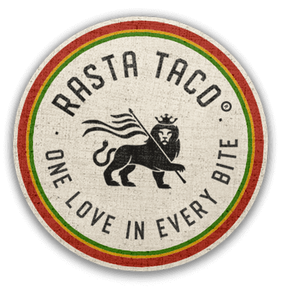 rasta taco one love in every bite taco catering margarita truck rasta taco one love in every bite